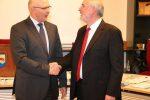 Klaus Demal für 25 Jahre Oberbürgermeistertätigkeit geehrt