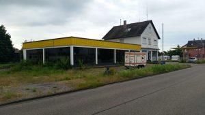 Ehem. Autohaus Lehmann Blankenloch