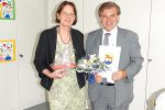 Ruhestand: Verabschiedung von Rektorin Elke Eisele an der Theodor-Heuss-Grundschule