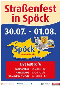Straßenfest Spöck 2016