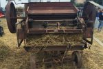 Getreideernte früher: Historischer Dreschtag in Staffort