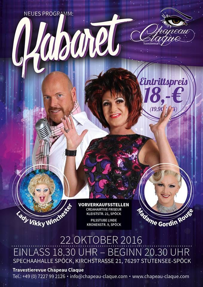 Kabaret in Spöck