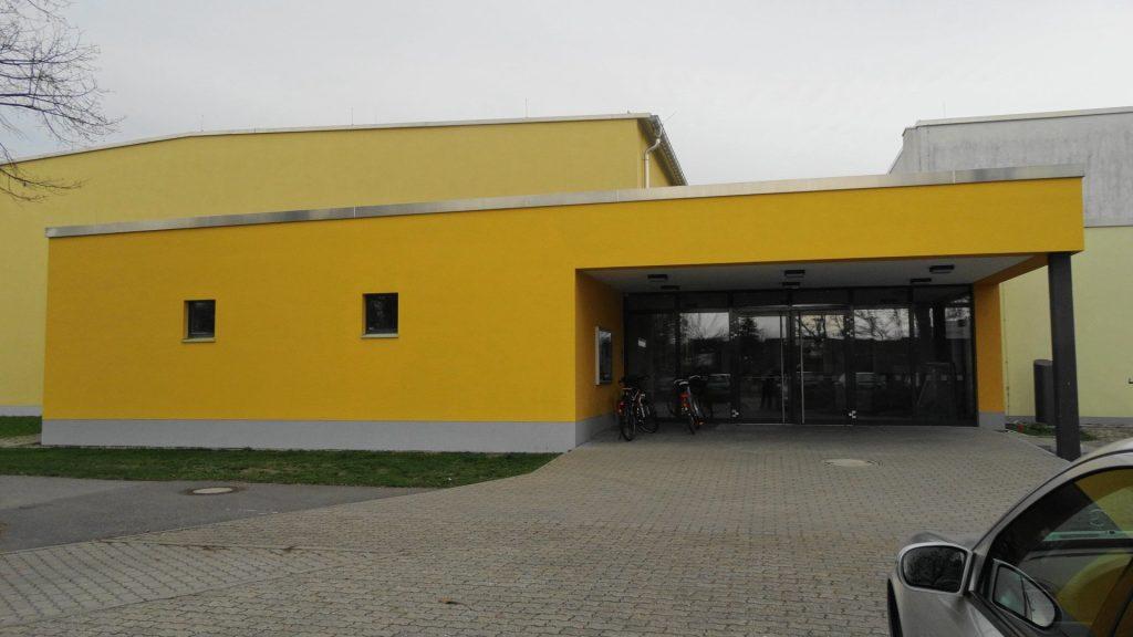 Sporthalle 2 Blankenloch