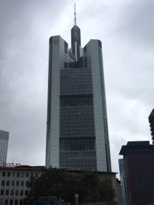 Commerzbank-Hochhaus in Frankfurt