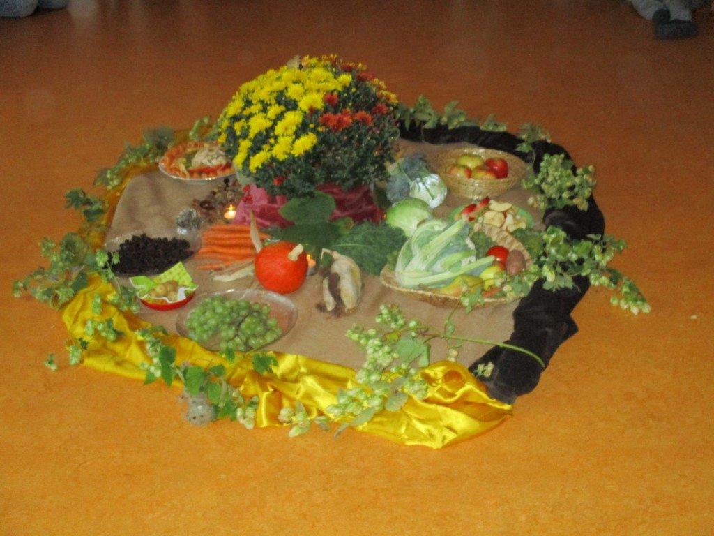 Kindergarten Lachwald feiert Erntedankfest | meinstutensee.de