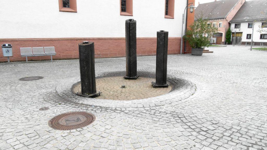 Brunnen Neuer Markt