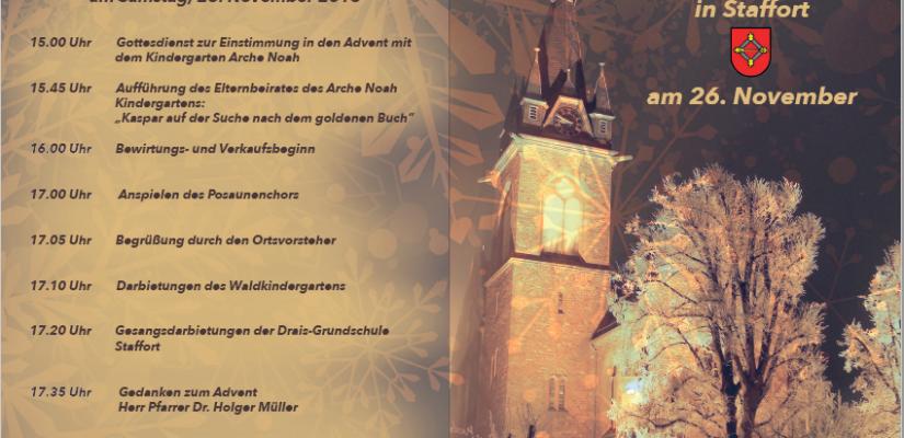 Klingender Advent Köstlichkeiten Musik Und Gedichte
