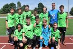 FC Germania Friedrichstal gewinnt internationales U11-Turnier in München