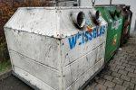 Ärger mit überfüllten Altglascontainern
