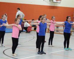 Tanz Kids (Leitung: Linda Rühle/Natalie Sturz)