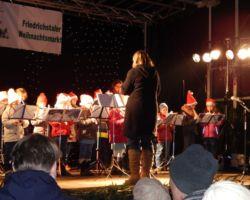 Flötengruppe der Musikschule Hardt
